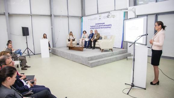 Conference – The future of digitalization and entrepreneurship gathered the business elite in Burgas