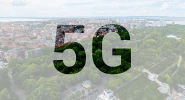 Burgas on the way to becoming the first 5G city in Bulgaria