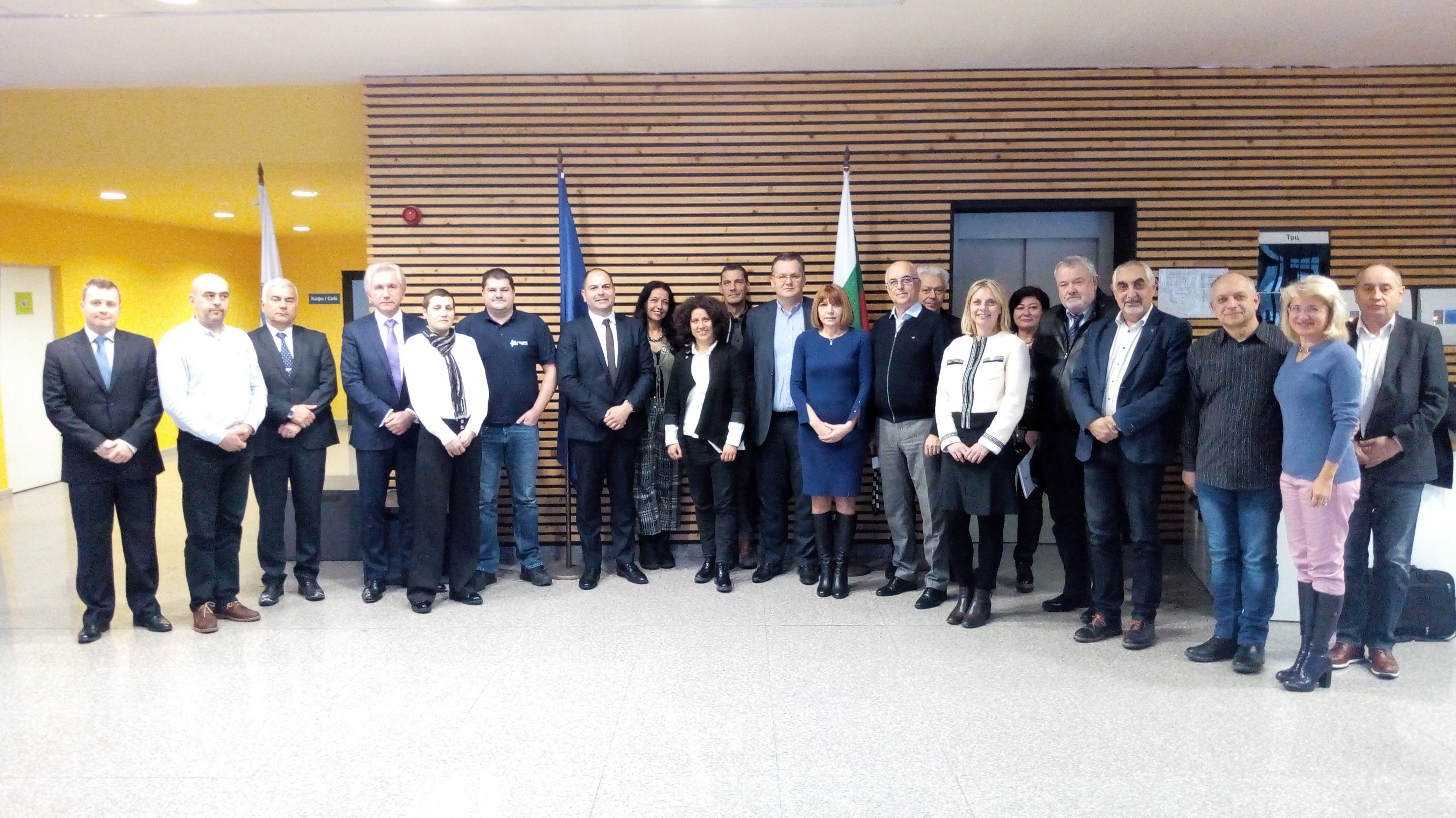 ICT Cluster Burgas participates in the control board of the newly incorporated Bulgarian Employers' Association Innovative Technologies (BRAIT)